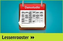 Lessenrooster Dansstudio